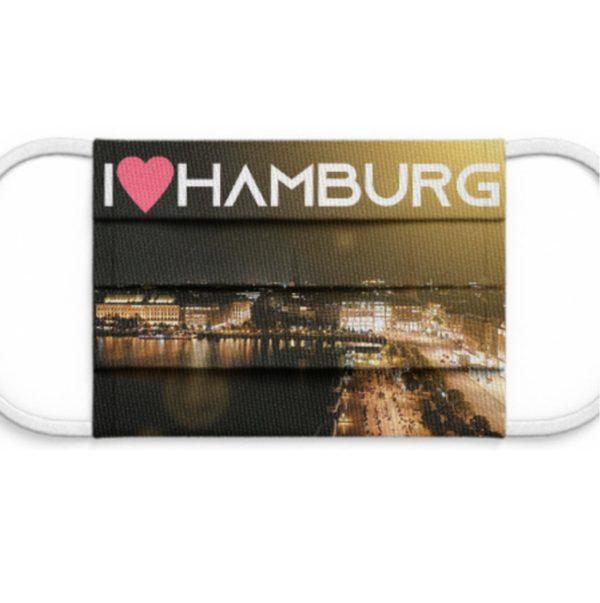 Behelfsmaske Hamburg